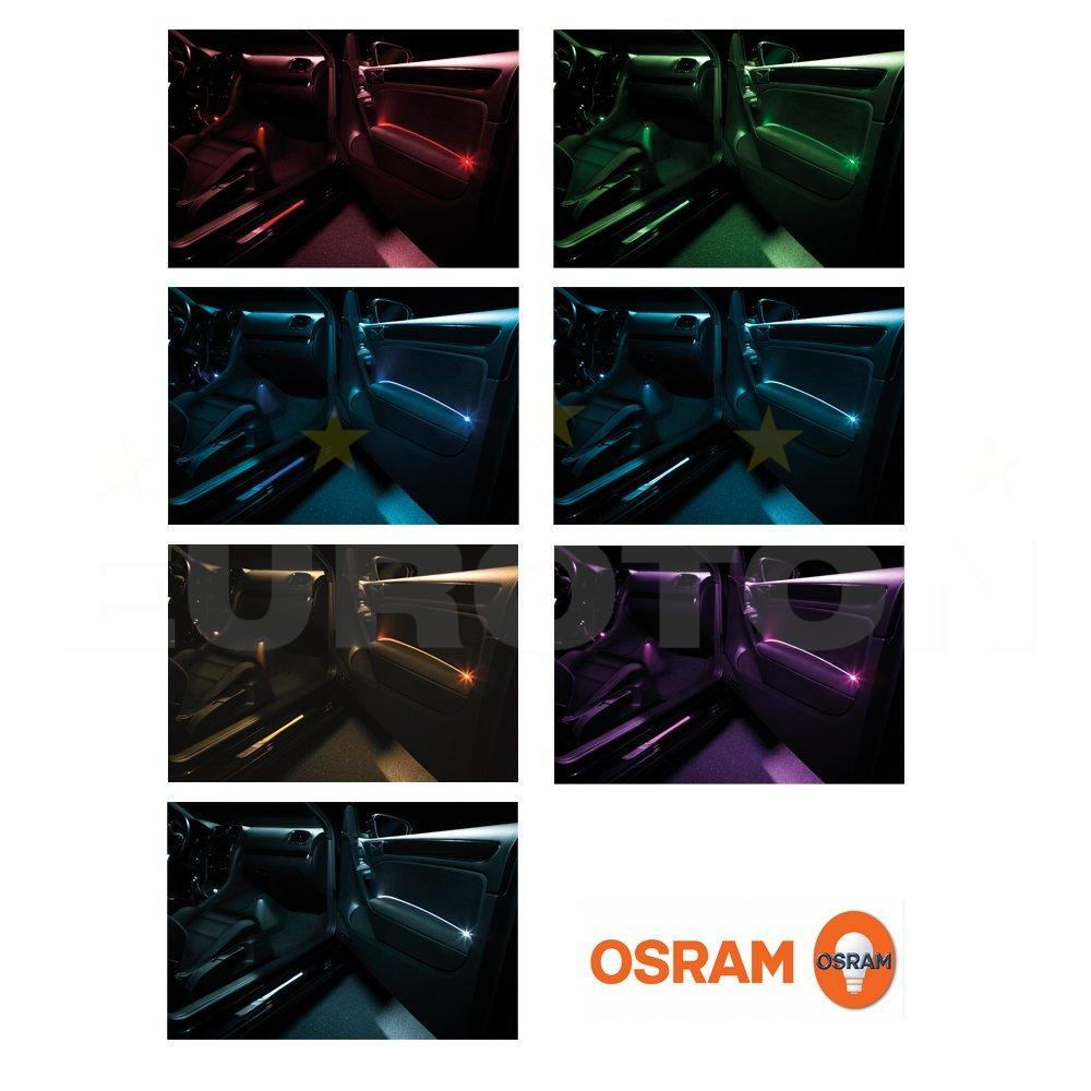 osram led ambient vstopna letev ambientna lu ka pri vratih avtomobila 4052899074903 osram. Black Bedroom Furniture Sets. Home Design Ideas
