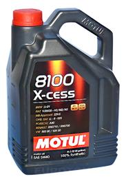 MOTUL 8100X-cess 5W40 5L MOTORNO OLJE