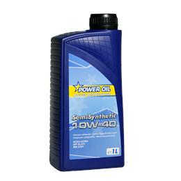 POWER OIL SEMISYNTHETIC 10W40 1L MOTORNO OLJE
