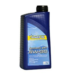 POWER OIL SYNTHETIC DPF 5W30 1L MOTORNO OLJE