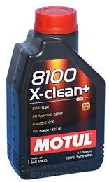 MOTUL 8100X-clean+ 5W30 1L MOTORNO OLJE