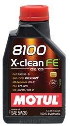 MOTUL 8100X-clean FE 5W30 1L MOTORNO OLJE