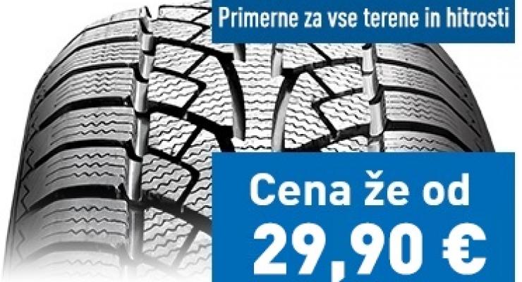 Kakovostne gume po ugodni ceni