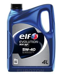 ELF EVOLUTION 900 NF 5W40 4L MOTORNO OLJE