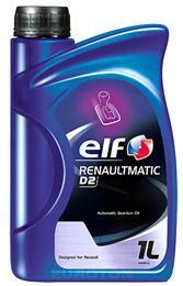 ELF RENAULT MATIC D-2 1L OLJE MENJALNIKA