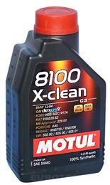 MOTUL 8100X-clean C3 5W40 1L MOTORNO OLJE