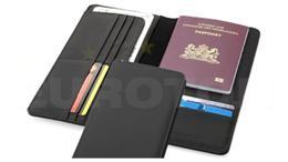 Odyssey RFID secure travel wallet