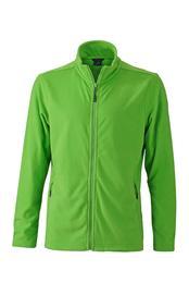 Men's Basic Fleece Jacket