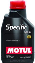 MOTUL SPECIFIC FORD 948B 5W20 1L