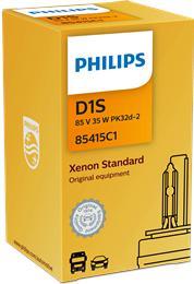 PHILIPS ŽARNICA D1S Xenon C1 STANDARD 1/1