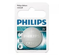 PHILIPS BATERIJA CR2430 Lithium Minicell  1/1
