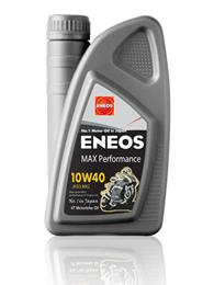 ENEOS MAX PERFORMANCE SJ 10W40 4L OLJE ZA MOTOCIKLE