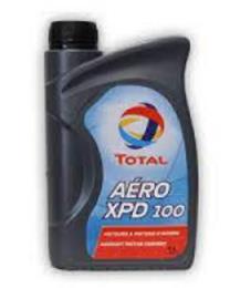 TOTAL AERO XPD 100 1L  MOTORNO OLJE