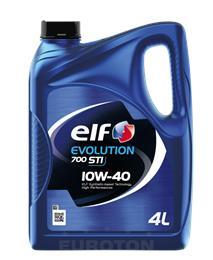 ELF EVOLUTION 700 STI 10W40 4L MOTORNO OLJE
