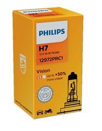 PHILIPS ŽARNICA H7 Premium Vision +30% C1 1/1 QUARZ