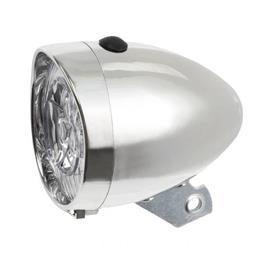 Sprednja svetilka 3 LED Silver MS 460089