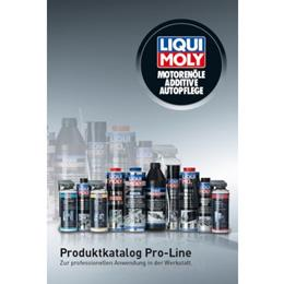 LIQUI MOLY KATALOG PRO-LINE GB