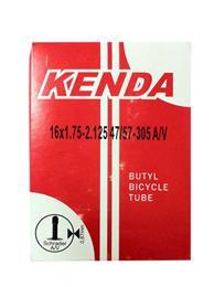 Zračnica 16X1.75-2.125 AV BOX Kenda