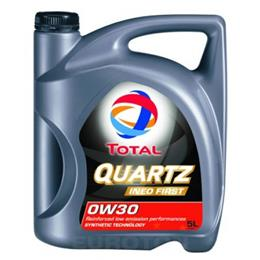 TOTAL QUARTZ INEO FIRST 0W30 5L MOTORNO OLJE