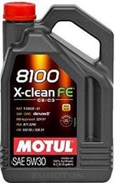 MOTUL 8100X-CLEAN FE 5W30 4L MOTORNO OLJE