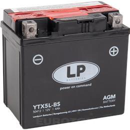 AH04 D+ 12V 50A AGM