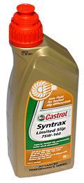 CASTROL SYNTRAX LIMITED SLIP 75W140 1L OLJE MENJALNIKA