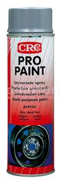 CRC PRO PAINT SILVER 500 ML (10918)