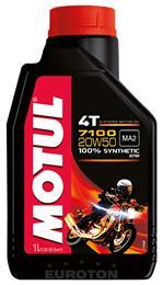 MOTUL 7100 4T 20W50 1L OLJE ZA MOTOCIKLE
