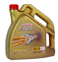 CASTROL EDGE 5W30 LL 4L MOTORNO OLJE