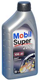 MOBIL SUPER 2000X1 10W40 1L MOTORNO OLJE