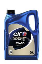 ELF EVOLUTION FULLTECH FE 5W30 5L MOTORNO OLJE