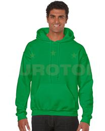 HEAVY BLEND ADULT PULLOVER HOOD