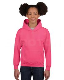 HEAVY BLEND YOUTH PULLOVER HOOD