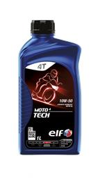 ELF MOTO 4 TECH 10W50 1L OLJE ZA MOTOCIKLE