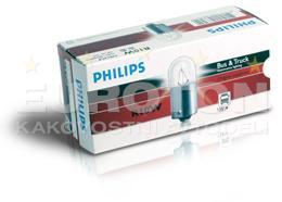 PHILIPS ŽARNICA R10W MasterDuty CP 1/1