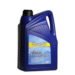 POWER OIL MILEAGE 15W40 5L MOTORNO OLJE