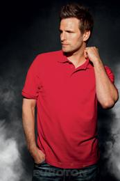 Polo Men 65% polyester / 35% cotton