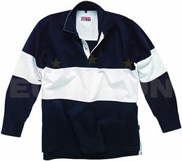 BOSTON RUGBY SHIRT STRIPE