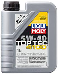 LIQUI MOLY LM TOP TEC 4100 5W40 1L MOTORNO OLJE