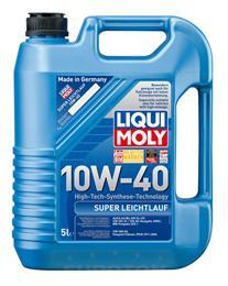 LIQUI MOLY SUPER LOWFRICTION 10W40 5L MOTORNO OLJE