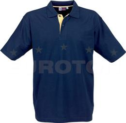 CHELSEA POLO BI-COLOUR