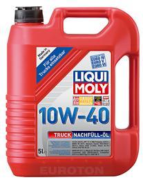 LIQUI MOLY TRUCK TOP-UP OIL 10W40 5L MOTORNO OLJE ZA DOLIVANJE