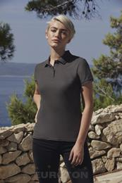 LADY FIT PREMIUM POLO