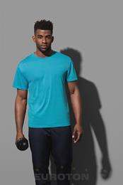 MEN ACTIVE COTTON TOUCH T-SHIRT