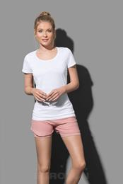 WOMEN ACTIVE COTTON TOUCH T-SHIRT