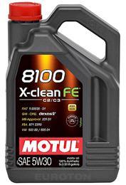 MOTUL 8100X-clean FE 5W30 5L MOTORNO OLJE