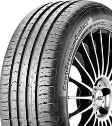 Letna pnevmatika CONTINENTAL