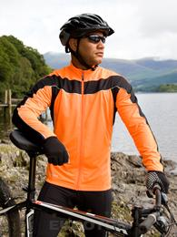 MENS BIKEWEAR LONG SLEEVED PERFORMANCE TOP