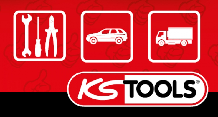 KS TOOLS - TOP DEAL ZA AVTOMEHANIKE