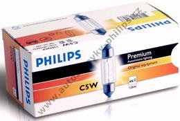 PHILIPS ŽARNICA C5W Standard CP 1/1